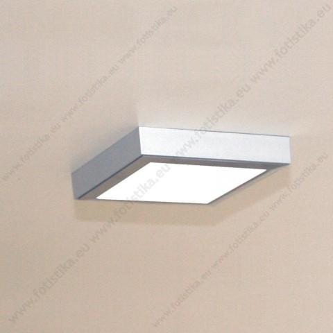 SUNQ τετράγωνα ΣΠΟΤΑΚΙΑ LED εξωτερικά INOX