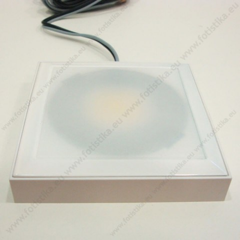 SUNQ τετράγωνα ΣΠΟΤΑΚΙΑ LED εξωτερικά ΛΕΥΚΑ