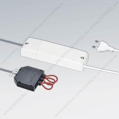 ΤΡΟΦΟΔΟΤΙΚΟ LED 350mA - 15w (1-4 ΦΩΤΙΣΤΙΚΑ)
