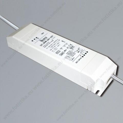 ΤΡΟΦΟΔΟΤΙΚΟ LED 24v - 50w (1-4 ΦΩΤΙΣΤΙΚA)
